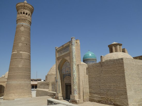Great Minaret of the Kalon Photo
