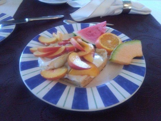Auberge Le Voyageur: Lekker ontbijt !