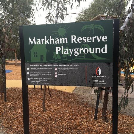 Markham Reserve