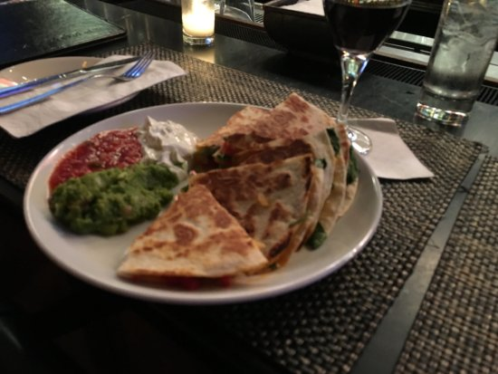 Merchants NY - 7th Ave : Vegetable Quesadilla