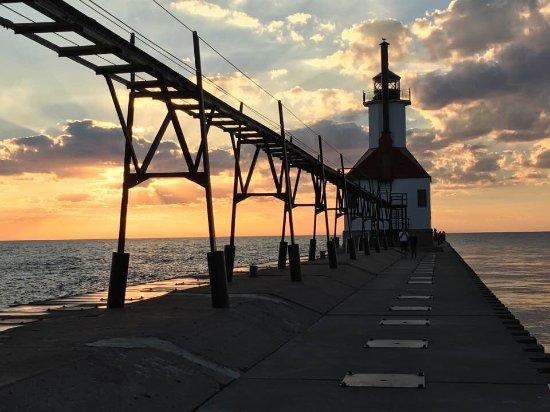 St. Joseph Lighthouses: St. Joseph Lighthouse.
