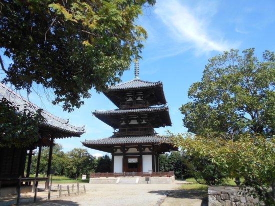 Hokiji Temple Photo