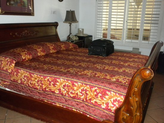 Ojai, Californie : Large King Bed