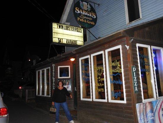 Sarge S Sports Pub Grub Rangeley Restaurant Reviews Phone