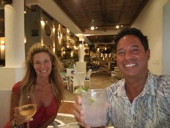 Pueblo Bonito Los Cabos: Dinner at Cilantro's