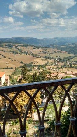 Camerino, Italia: Paisagem