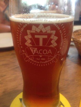 Пиво TACOA