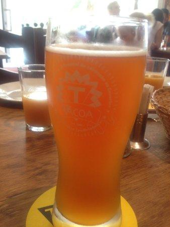Пиво пшеничное TACOA