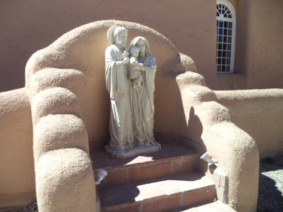 Ranchos De Taos, NM: Art work