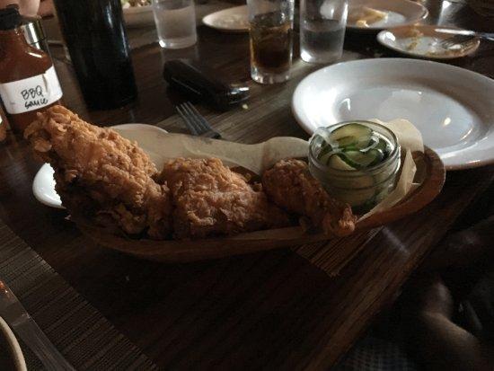 Leawood, KS: Fried Chicken