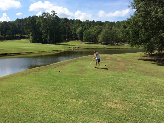 McCormick, Carolina del Sud: Golf and campground