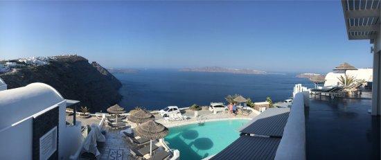 Santorini Princess: Beautiful views