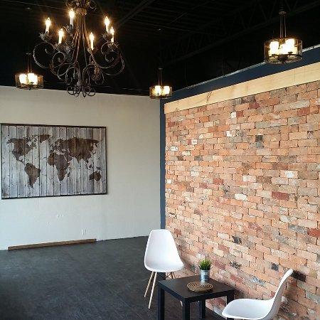 เซนต์แคทเทอรีนส์, แคนาดา: Fresh new lobby