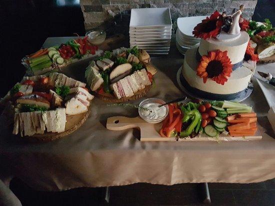 Barrie, Canada: Wedding  reception  2016