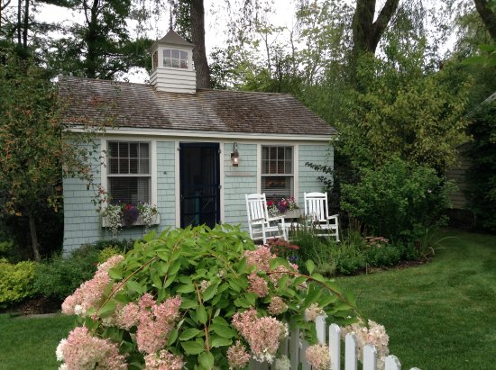 The Cottages at Cabot Cove: our cute cabin, Sweet Dreams