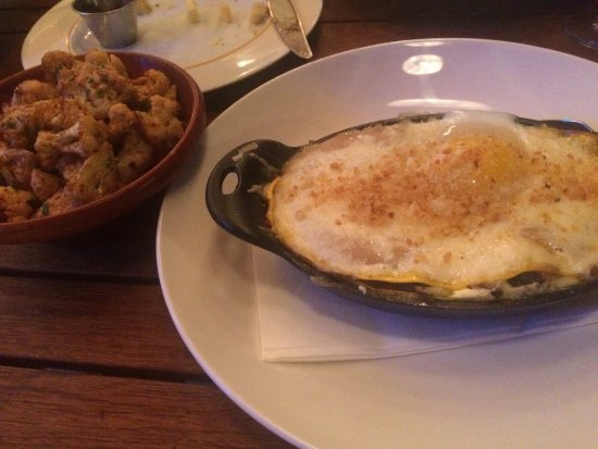 Morristown, NJ: Lovely dish  Mushroom and leek lasagna