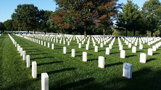 Camp Butler National Cemetery