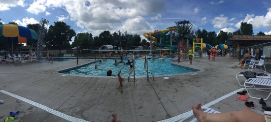 Waterville, MN: Kaos Cove water park