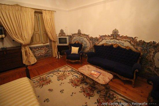 Casa D. Diogo - Turismo de Habitacao: Suite