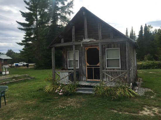 Bingham, ME: our cabin