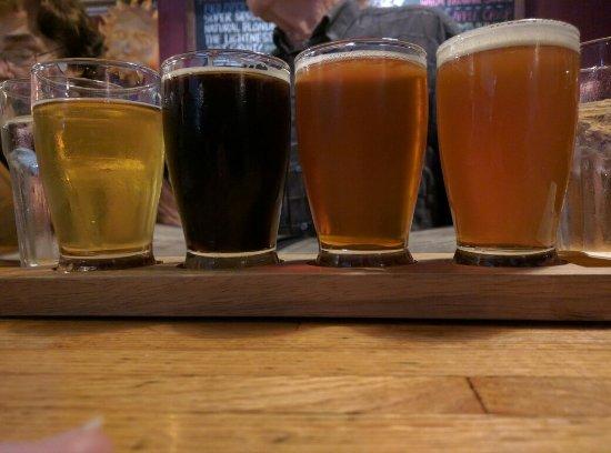 Greenfield, MA: People's Pint Brewpub
