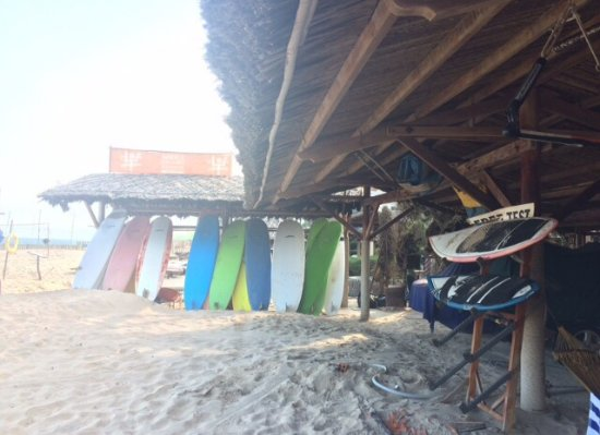 Phan Thiet, Vietnam: Africa Surf & Kite Test Center