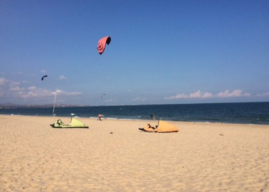 ‪‪Phan Thiet‬, فيتنام: Africa Surf & Kite Test Center‬