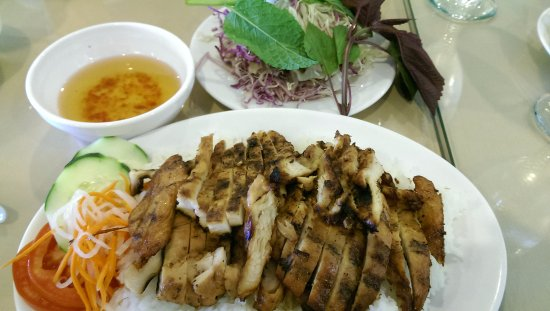 Northglenn, Kolorado: Grilled Chicken & Rice