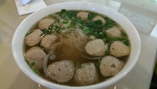 Northglenn, CO: Med. Meatball Pho