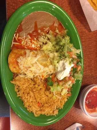 Sheldon, IA: Chicken Enchilda Verde