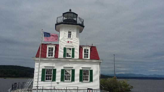 Ulster Park, NY: The Esopus Meadows Lighthouse