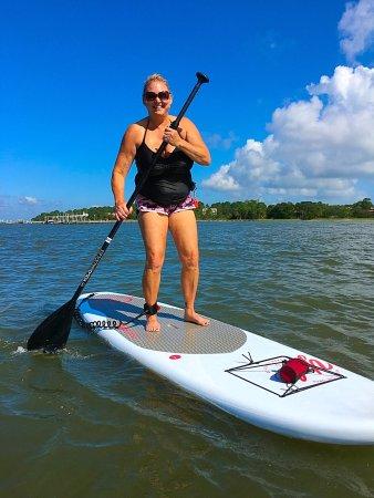 Fernandina Beach, FL: SUP lessons