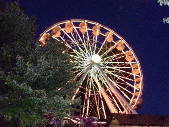 Waldameer Park & Water World: The Rides at Night