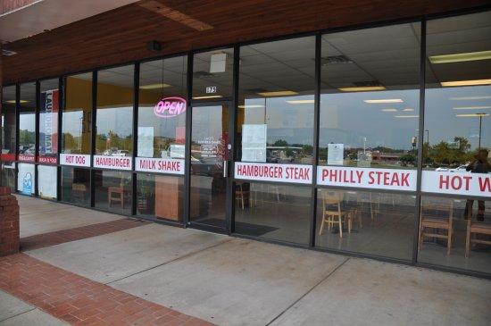 Dawsonville, Geórgia: Burger and Shake #8