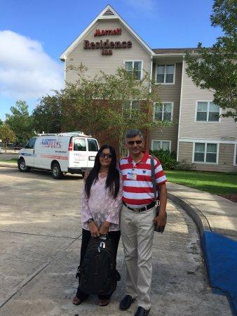 Residence Inn Lafayette Airport: Wonderful stay in Lafayette