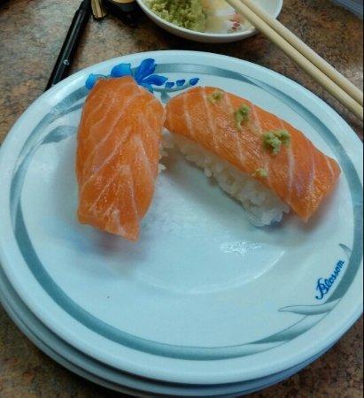 Sushi Takahashi 2: Salmon