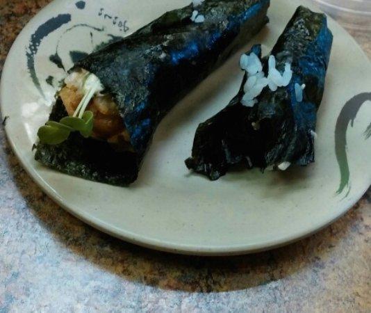 Sushi Takahashi 2: Oyster Hand Rolls