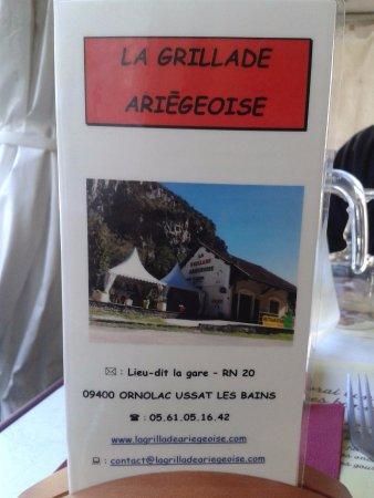 Ornolac-Ussat-les-Bains, França: Présentation