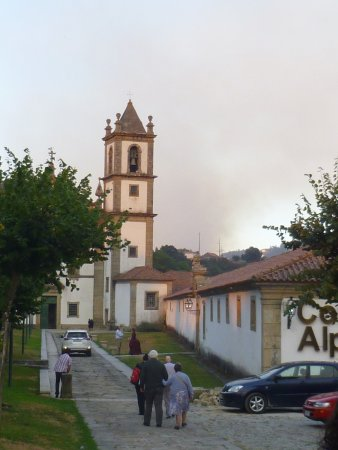 Alpendurada e Matos, Portugal: The Hotel