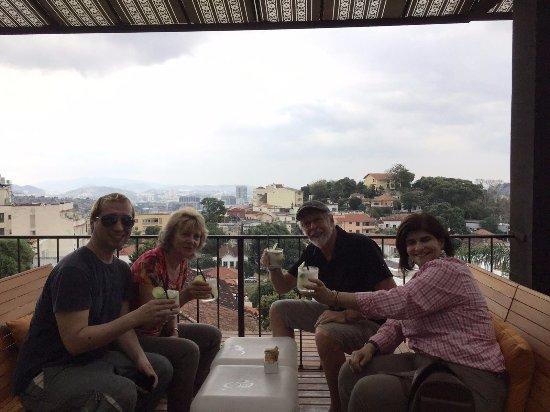 Hotel Santa Teresa MGallery by Sofitel: Momentos incriveis com meus amigos , super recomendo.