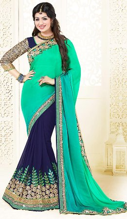c522aa990a Online Shopping Sarees in Ahmedabad at Heenastyle - Picture of ...