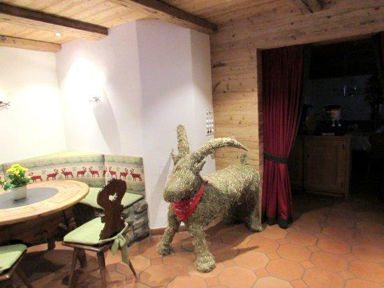 Hotel Restaurant Steinbock: Lobby