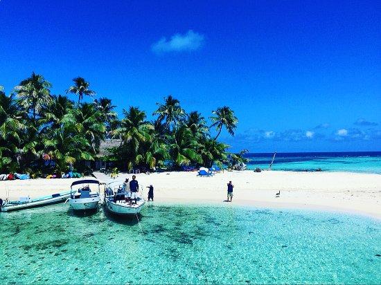 Placencia, Belize: Ranguana Caye