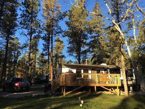 Picture of mystic hills hideaway deadwood for Cabins near deadwood sd