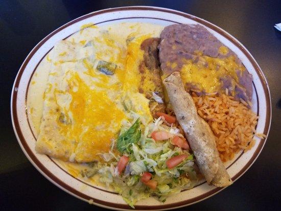 Mesilla, NM: Andele Restaurant