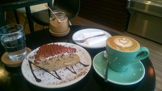 The Company Coffee: banana cream pie