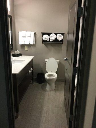 Gonzales, TX: Bathroom