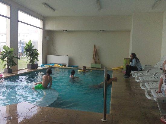 Conchillas, Uruguay: Hotel colonia west
