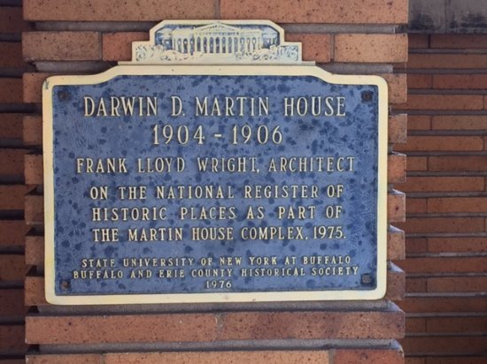darwin d martin house buffalo ny picture of frank lloyd wright s