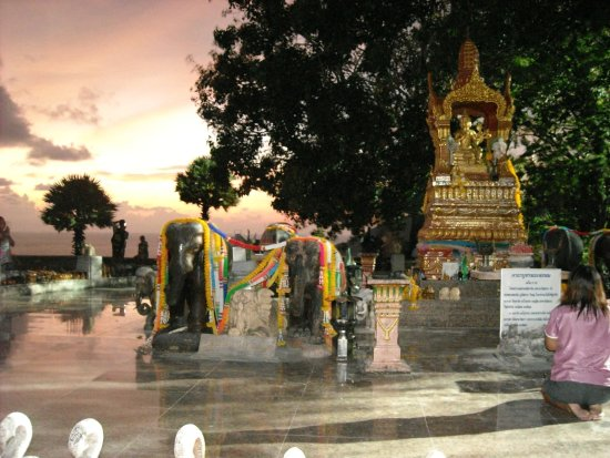 Rawai, Thailand: Сансет